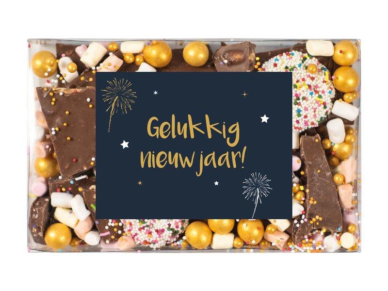 NYE Choco break: Gelukkig nieuwjaar!