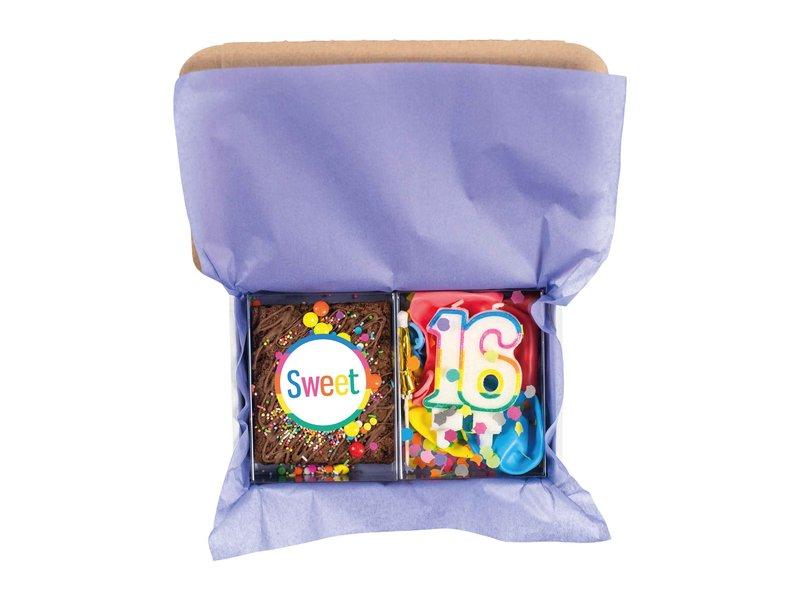Duo setje: Brownies Sweet 16