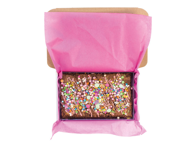 Brownies: Rainbow