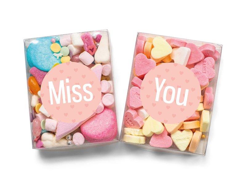 Duo setje: Miss you