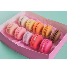 Macarons - Blush 10 stuks