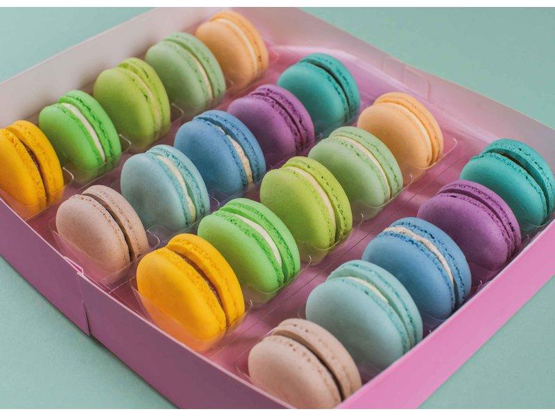 Macarons - Something blue 20 stuks