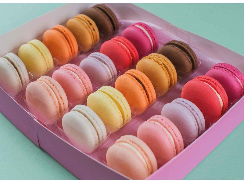 Macarons - Blush 20 stuks