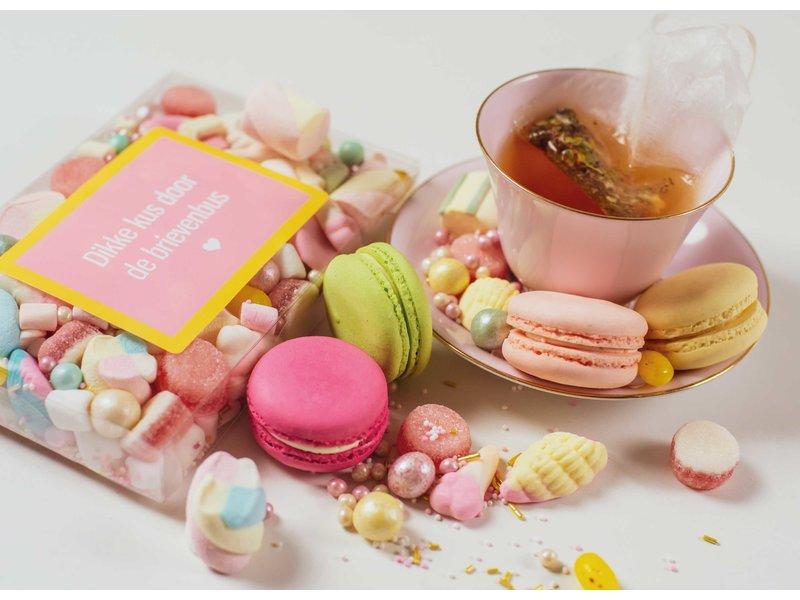Macarons - Assorti 10 stuks