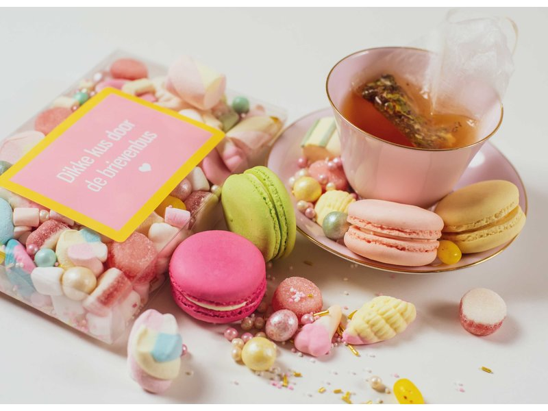 Macarons - Assorti 20 stuks