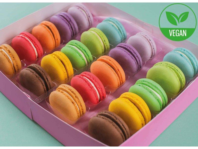 Macarons - Vegan 20 stuks