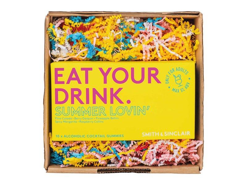 Alcoholische gummies: Summer Lovin