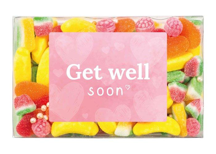 Snoepdoosje | Get well soon