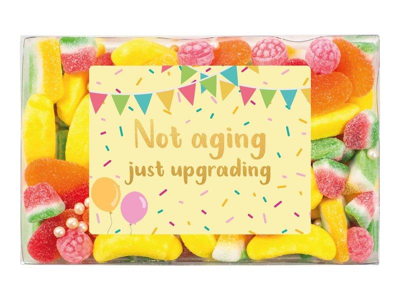 Snoepdoosje   Not aging, just upgrading