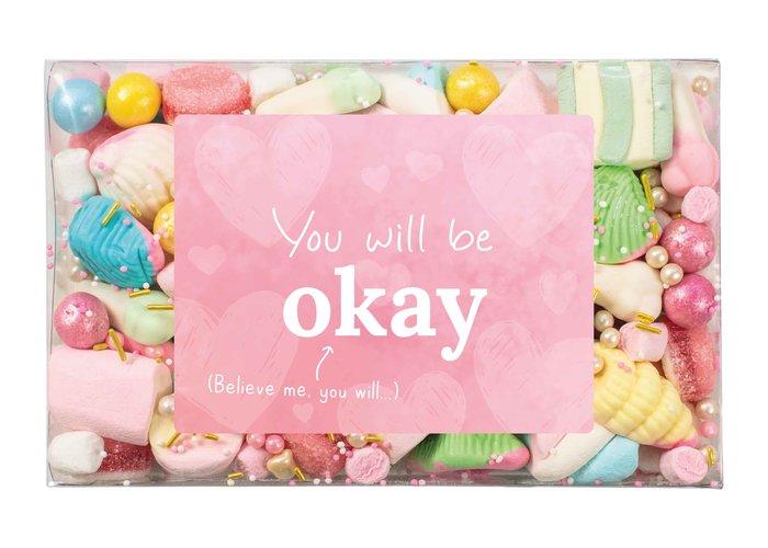 Snoepdoosje | You will be okay