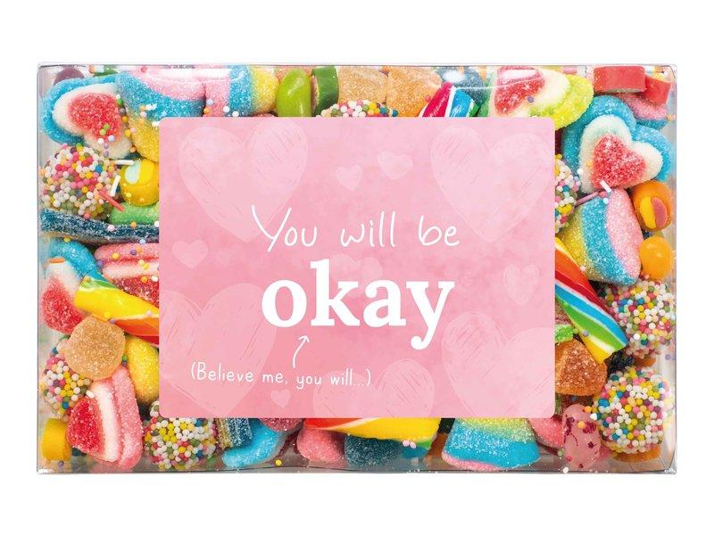 Snoepdoosje   You will be okay