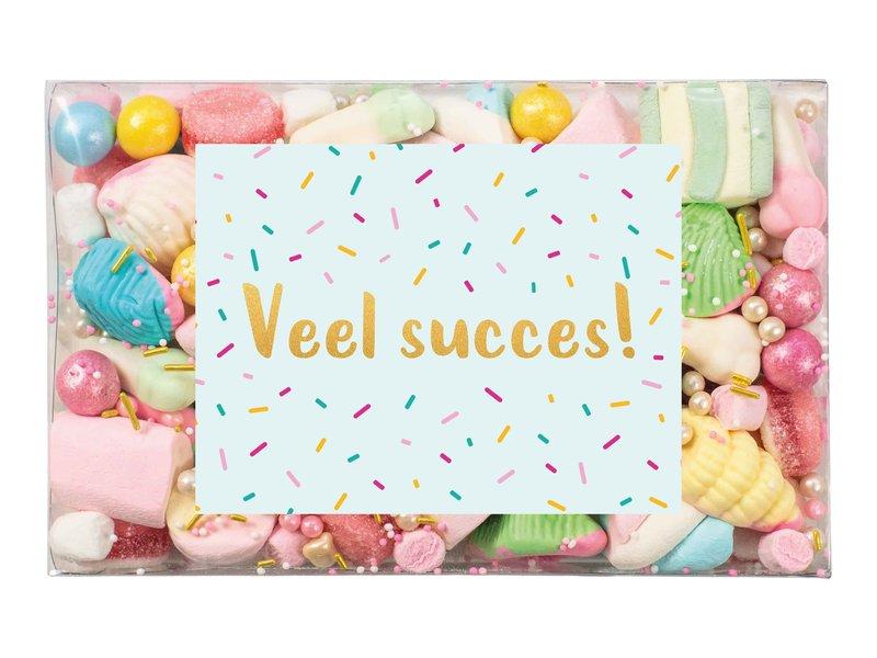 Snoepdoosje |  Veel succes!