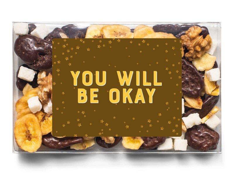 Doosje chocolade | You will be okay