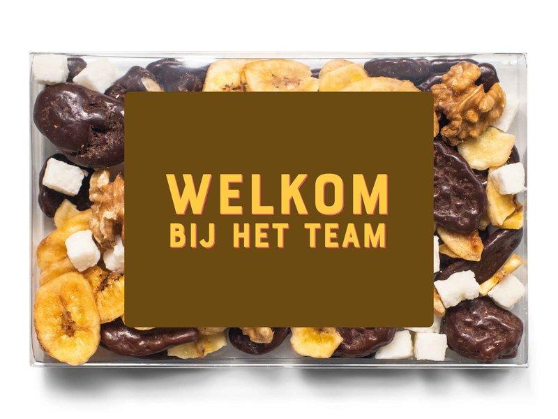 Doosje chocolade | Welkom bij het team!