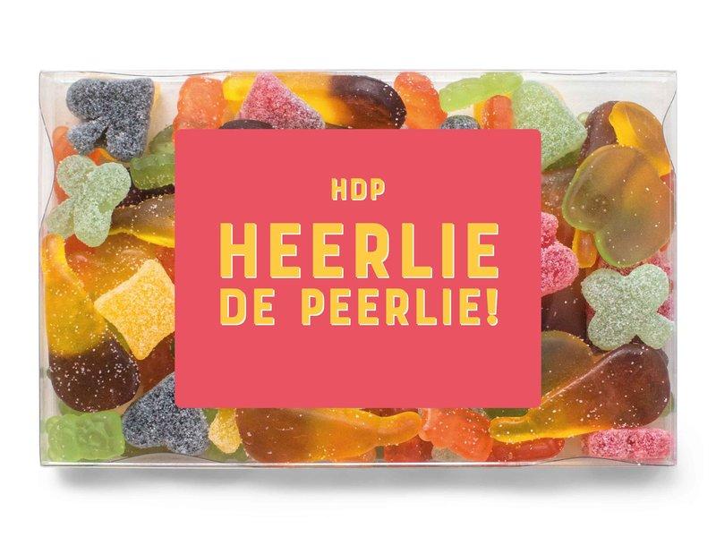 Snoepdoosje   Heerlie de peerlie! (HDP)