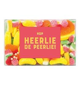 Snoepdoosje | Heerlie de peerlie! (HDP)