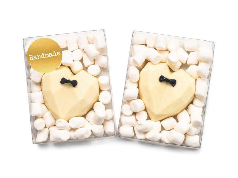 Chocolade harten: Mr & Mr