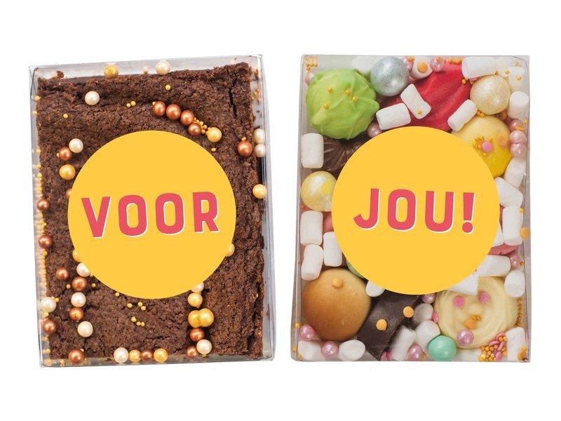 Duo setje   Brownie & Bonbons ✏️
