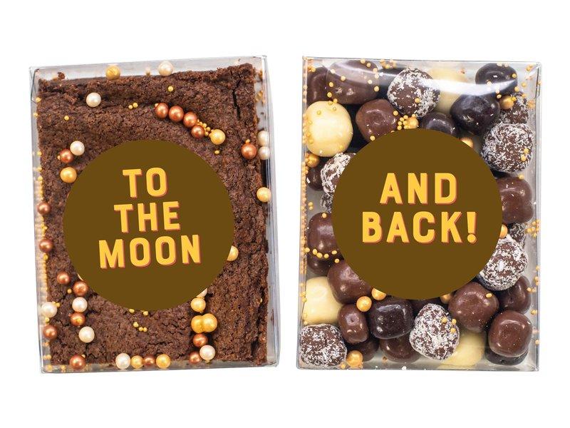 Duo setje | Brownie & choco kokos bolletjes ✏️