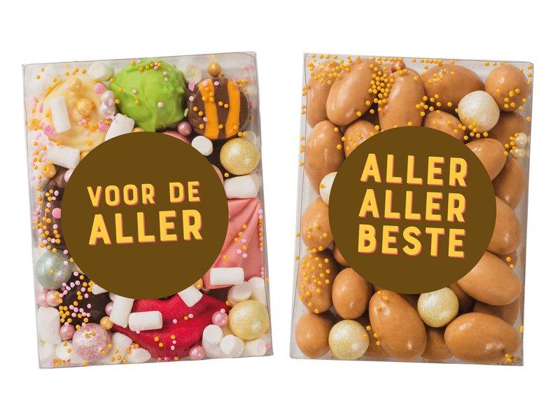 Duo setje | Bonbons & Karamel amandelen