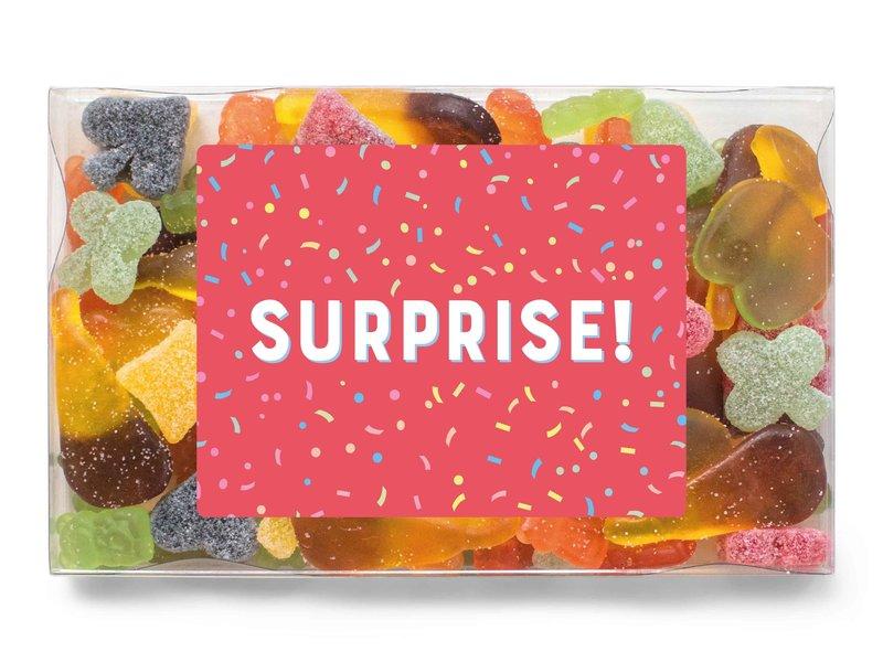 Snoepdoosje | Surprise!