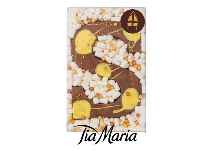 Chocoladeletter Tia Maria