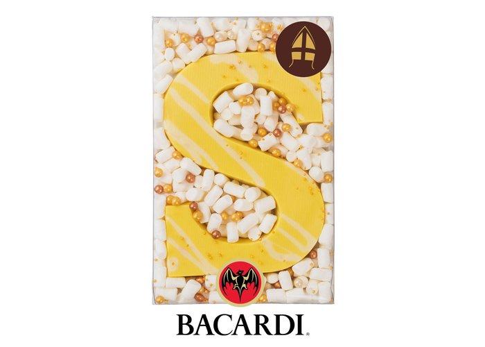 Chocoladeletter Bacardi Lemon