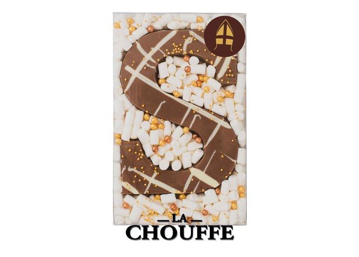 Chocoladeletter La Chouffe