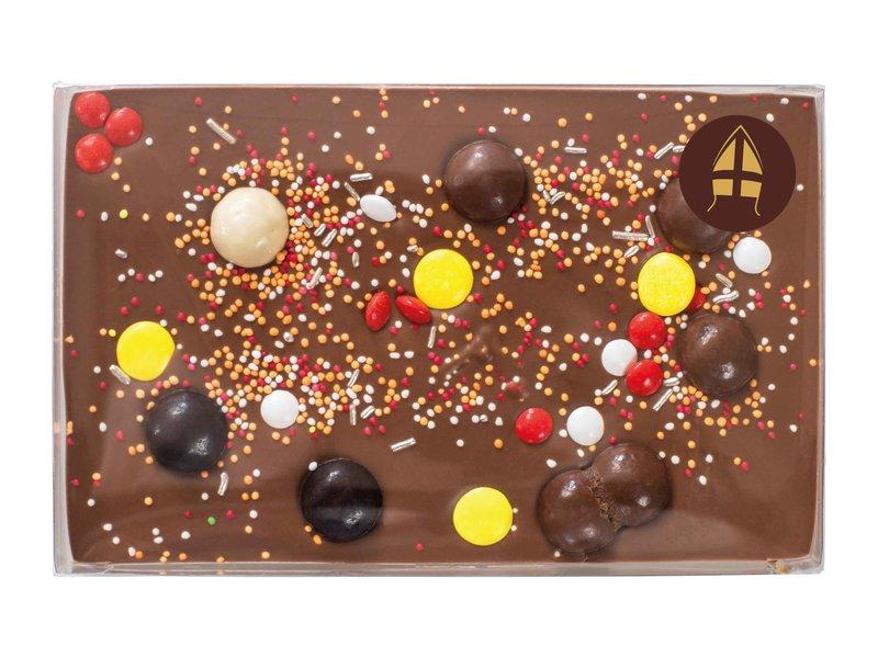 Choco bar Sinterklaas