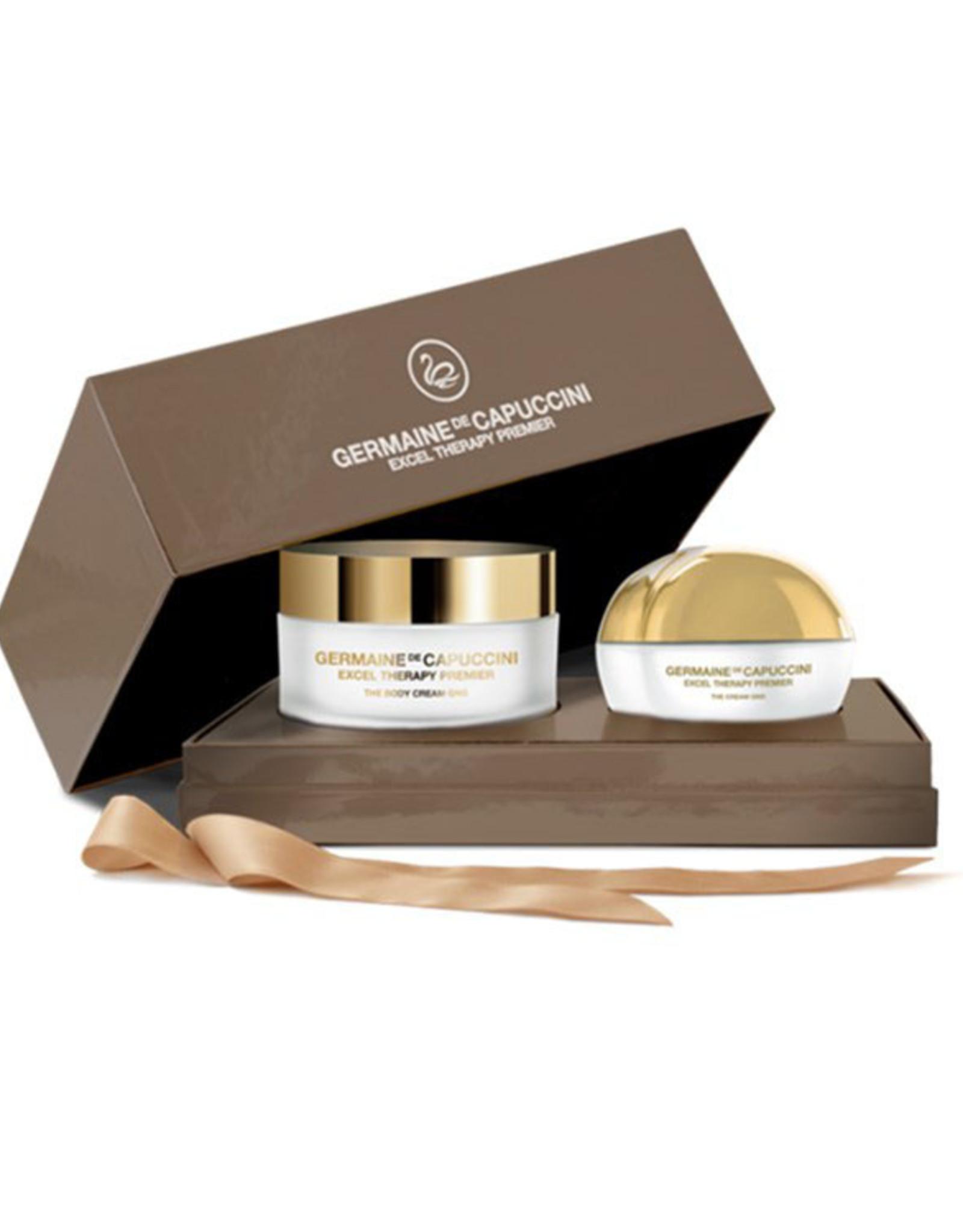 Germaine de Cappucini The Cream GNG Promo