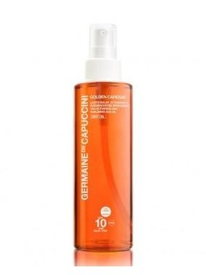 Germaine de Capuccini Tan Activating and Subliming Sun Oil SPF 10