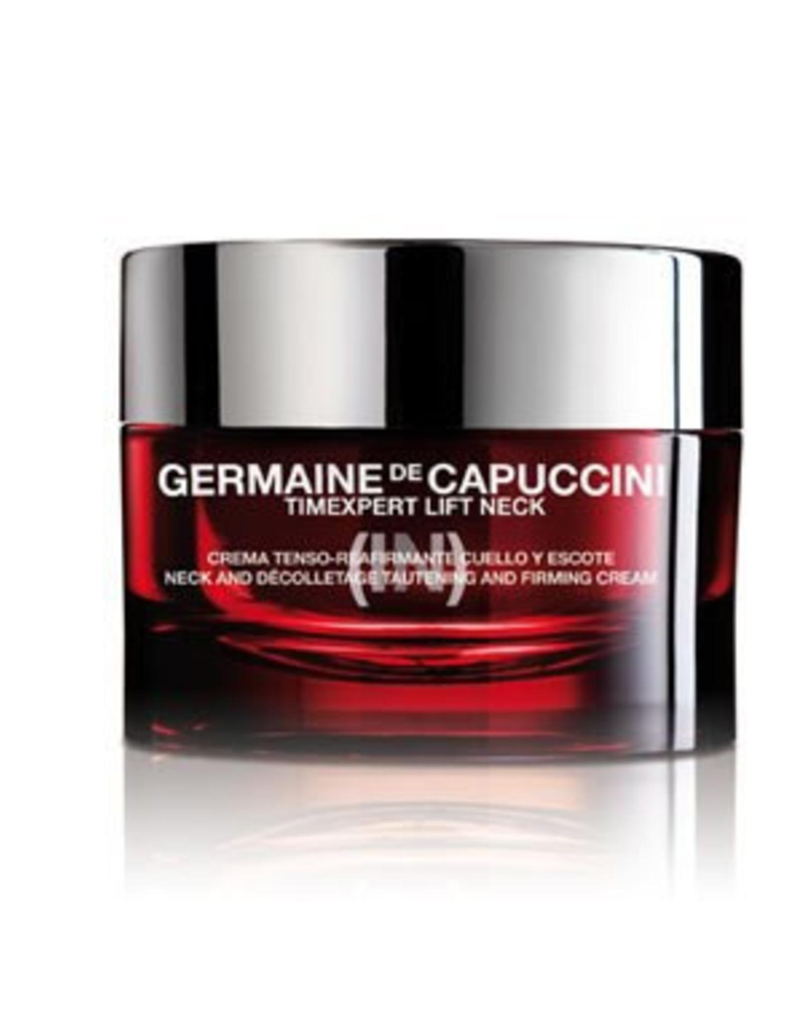 Germaine de Cappucini Tautening Firming neck Cream