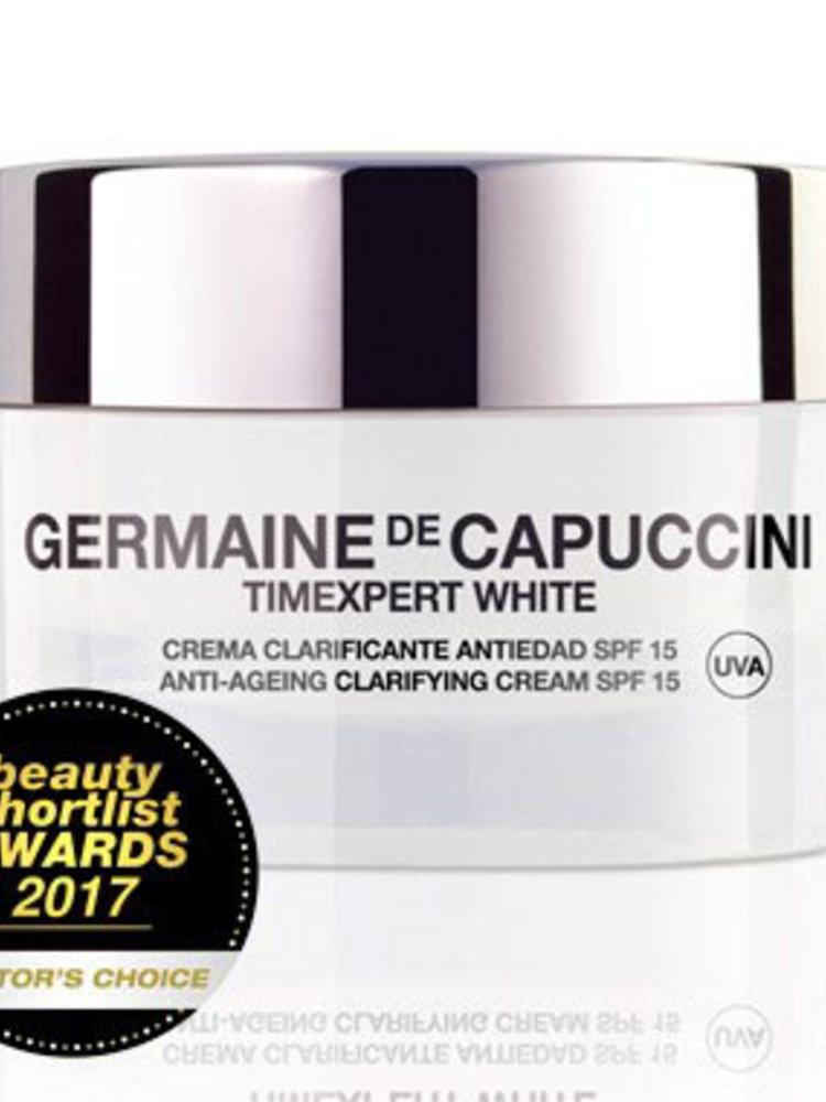 Germaine de Capuccini Germaine de Capuccini Springbox Timexpert White Anti - Aging Clarifying  Cream SPF 15
