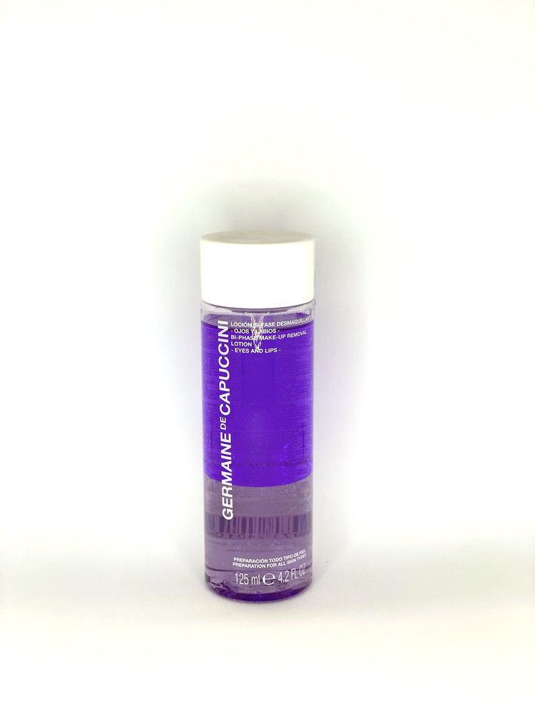 Germaine de Capuccini Bi-Phase Make-Up Removal Solution