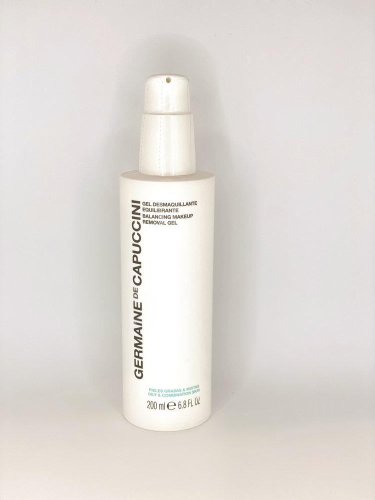 Germaine de Capuccini Balancing Make-Up Removal Gel