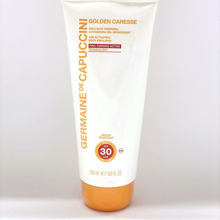 Germaine de Capuccini Tan Activating Body Emulsion SPF30