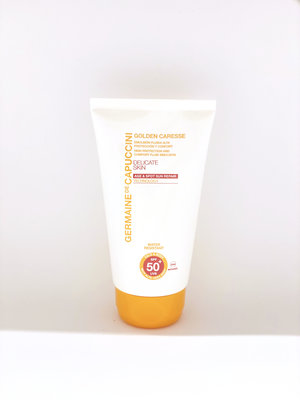 Germaine de Capuccini High Protection and Comfort Fluid Emulsion SPF 50+  For Delicate Skin