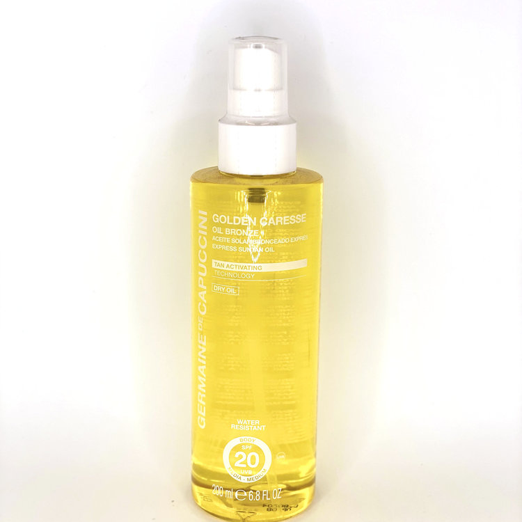 Germaine de Capuccini Oil Bronze SPF20