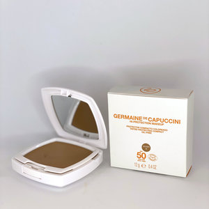 Germaine de Capuccini Hi-Protection Make-Up Oil-Free Golden SPF 50