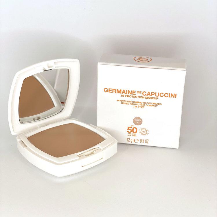 Germaine de Capuccini Hi-Protection Make-Up Oil-Free Tender SPF 50