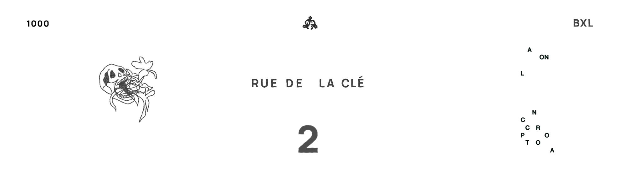 rue de la clé 2