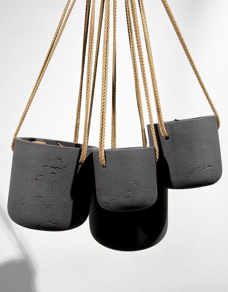 PP hang natural black