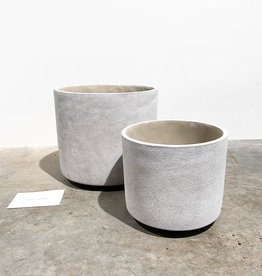 concrete pot float