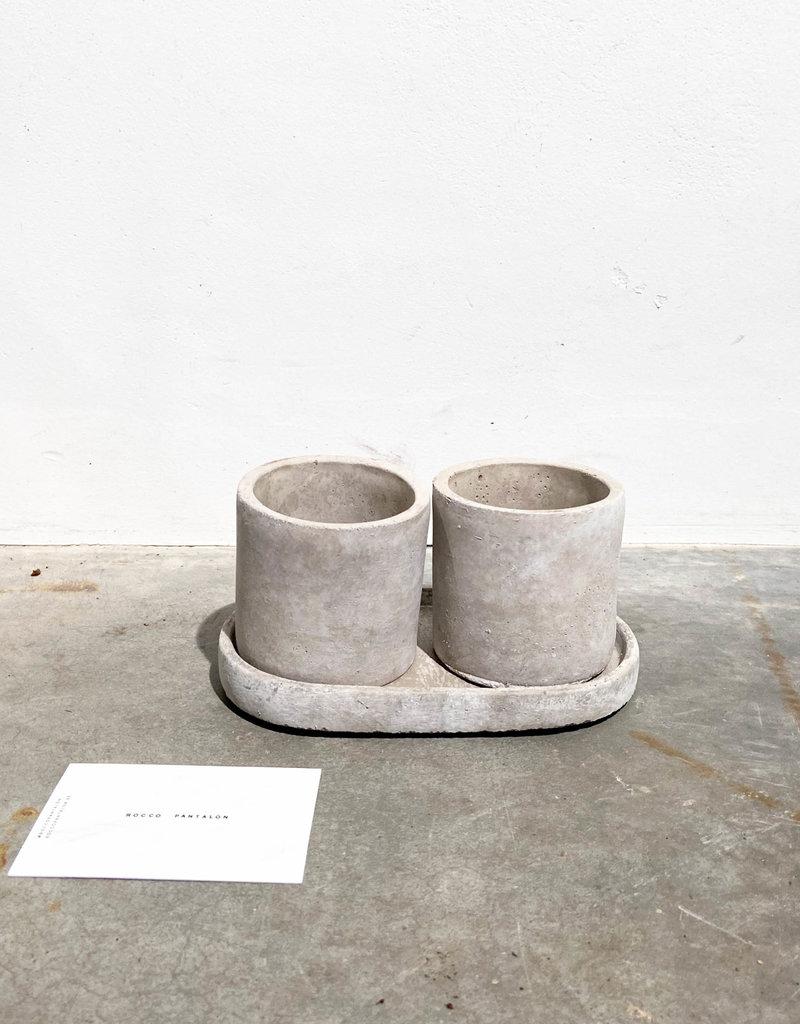 concrete pot cilinder