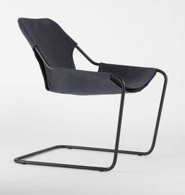 objekto Paulistano armchair outdoor /black-bluegrey