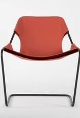 objekto Paulistano armchair outdoor /black-paprika