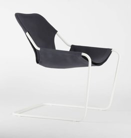 objekto Paulistano armchair outdoor /white-bluegrey