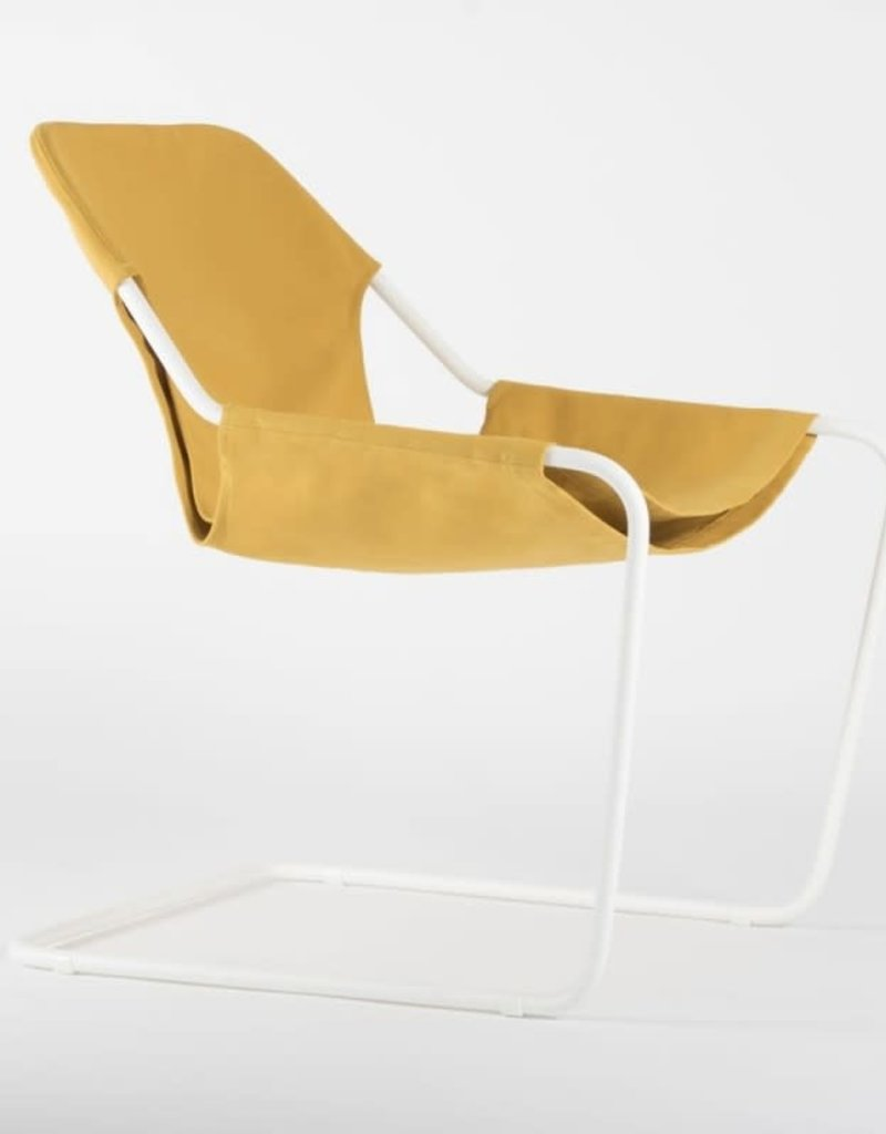 objekto Paulistano armchair outdoor /white-gold