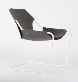 objekto Paulistano armchair outdoor /white-taupegrey