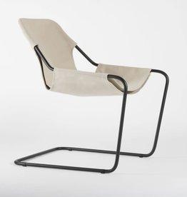 objekto Paulistano armchair outdoor /black-beige